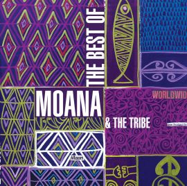 Best of Moana & The Tribe - Digital European Release on GMO The Label