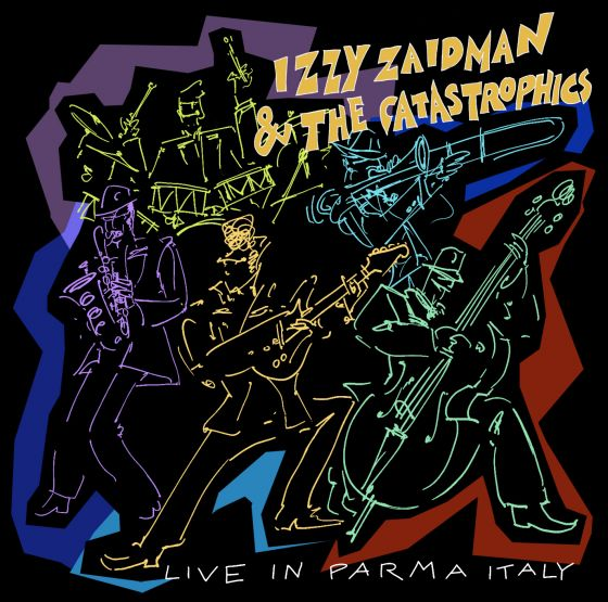 Neues Live-Album von Izzy & the Catastrophics