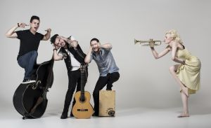 Jenny And The Mexicats 2017